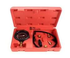 Fuel Pump & Vacuum Gauge Pressure Tester Carburetor Valve Pressure Test Kit USA