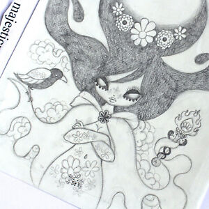 JUNKO-MIZUNO-ORIGINAL-DRAWING