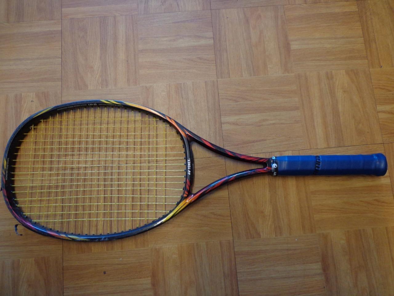 Yonex Yonex Yonex RD-7 Spin 95 head 4 5/8 grip Tennis Racquet e0955e