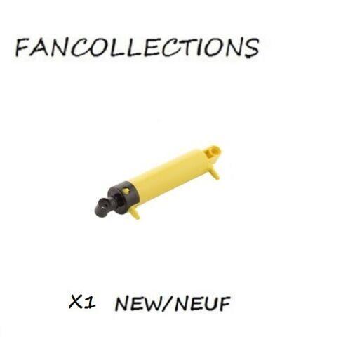 LEGO x 1 Yellow Pneumatic Cylinder V2 2x11-19467c01 NEUF
