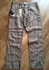 Next  Men's Linen Trousers BNWT Size 34R