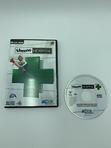 Theme-Hospital-Windows-SIM-Strategiespiel-fuer-PC-CD-ROM-EA-Games