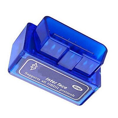 Mini Bluetooth OBD2 OBDII Scanner Interface V2.1 Testgerät Diagnosegerät CAN BUS