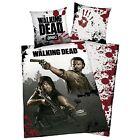 The Walking Dead Bettwäsche 135x200cm Rick Daryl Renforce Herding