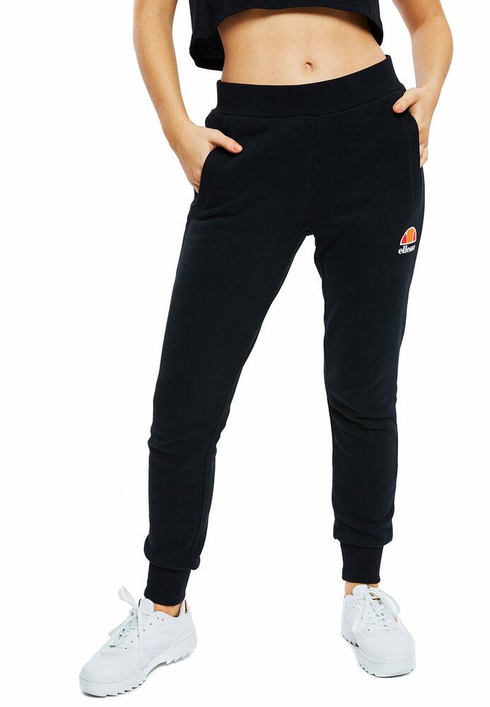 Ellesse Jogger Femmes Queenstown Plus D'un Pant Noir Black