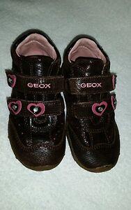 Abschluss Geschenk Geox Respina Schuhe Gr 37, braun, neu und