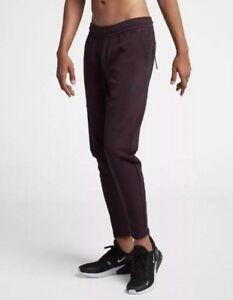 new release new photos cost charm Details about Nike Men's SPORTSWEAR TECH PACK FLEECE JOGGER Pants Burgundy  928575-659 c