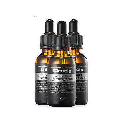 [Ciracle] Pore Control Tightening Serum 30ml*3 Set