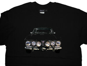 3b85a104f49 Classic car tshirt for alfa romeo junior gt fans GTA 1750 2000 veloce  T-shirt