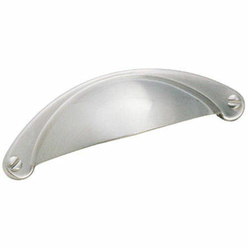 *25 pack* Amerock Cabinet Hardware Brushed Satin Nickel Cup Pulls #9365-G10