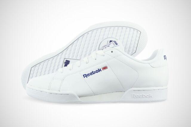 Reebok Npc Ii » Mens Classique En Cuir Chaussures De Tennis S5nKFBhY4