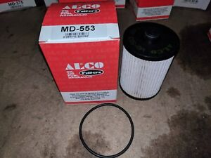 Details about ALCO FUEL FILTER P/N MD-553 on