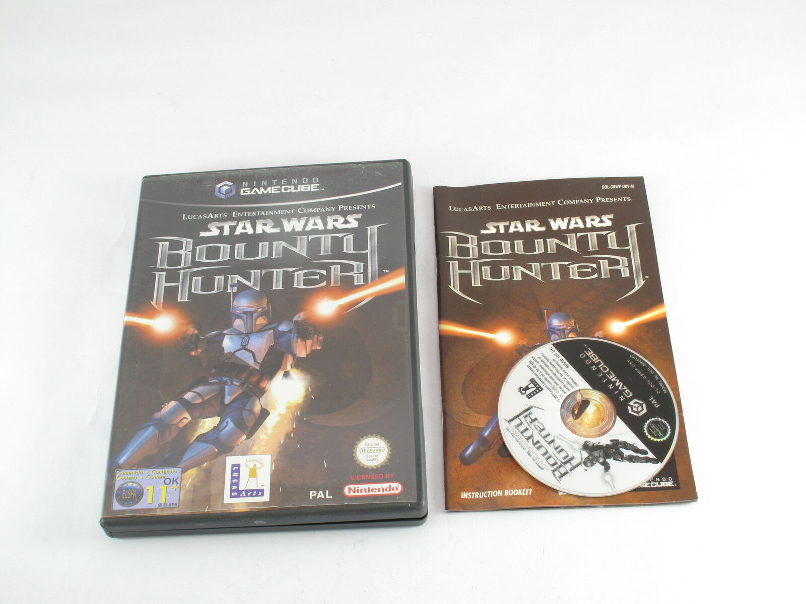 Nintendo Gamecube Star Wars Bounty Hunter Pal - Occasion StarWars