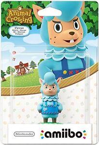 Cyrus-AMIIBO-Animal-Crossing-Coleccion-Nintendo-Wii-U-3ds-NUEVO-PRECINTADO