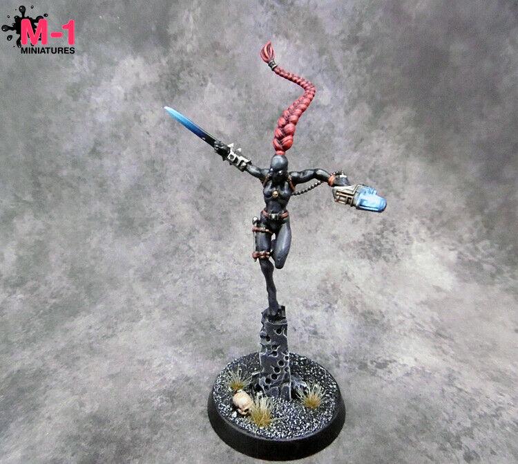 Warhammer 40k officio assassinorum callidus asesino M-1 Pro-Pintado