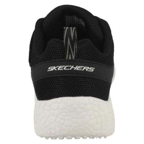Blanc Sprints Skechers Burst Baskets Noir Power Garçons FWY8P4w8qZ
