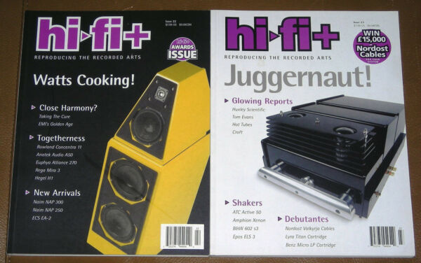 Hi-fi Plus Magazine 2019 Nieuwe Mode-Stijl Online