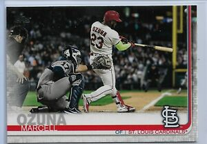 2019-Topps-Series-2-Baseball-Short-Print-Variation-Marcell-Ozuna-503-Cardinals