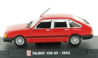 AP30N Voiture 1//43 IXO AUTO PLUS TALBOT 150 GT 1982 rouge