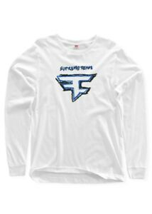 "Details about IN HAND* Brand New Faze Clan ""The Supreme Team"" Long Sleeve  Shirt Sz M"