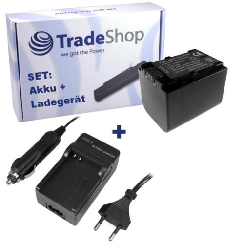 CARGADOR PARA SONY hdr-xr550b hdr-xr-550-b chip Batería