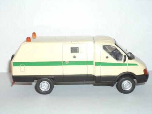 Geldtransporter 1:43 # 04 Sammlung Russisches Modellauto von DeAgostini