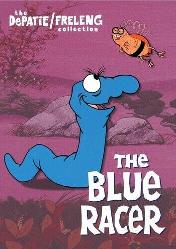 The Blue Racer DVD NEW