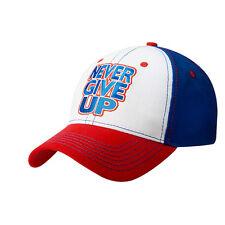 WWE JOHN CENA HUSTLE LOYALTY RESPECT BASEBALL CAP HAT OFFICIAL NEW