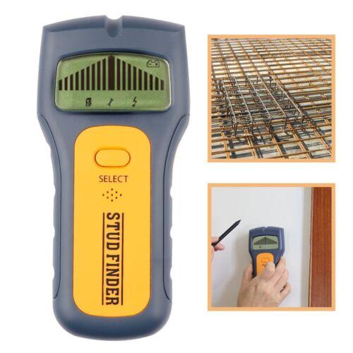 Professional 3 In 1 Stud Finder Portable Size Handheld Metal Wood Detectors MA