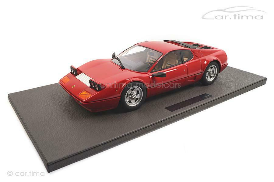 FERRARI 512 BBi-Rouge-Top Marques 1 12 - tm12-09a