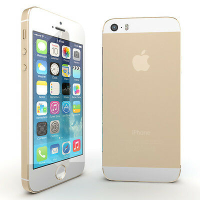 Apple iPhone 5s 32GB Gold Imported