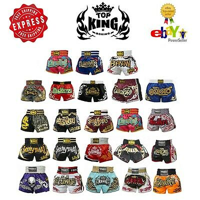 High Quality Muay Thai Boxing Kick Boxing MMA Shorts S M L XL