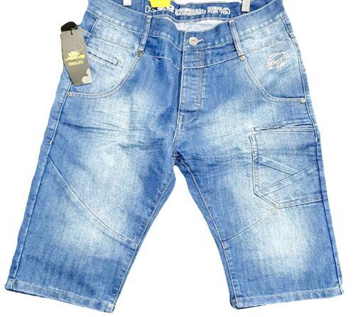 relaxed straight fit designer denim mens combat urban shorts K20 denim shorts