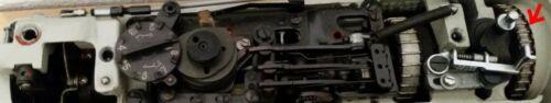Pfaff 260 262 Antriebskettefür den Motor mit 76 Klammern **Zustand Neu**