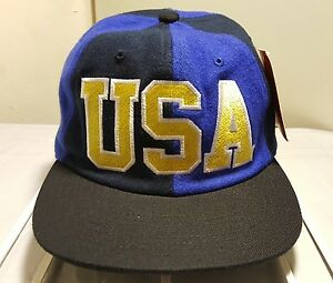 NEW-The-Hundreds-Olympics-TEAM-USA-snapback-hat-supreme-bbc