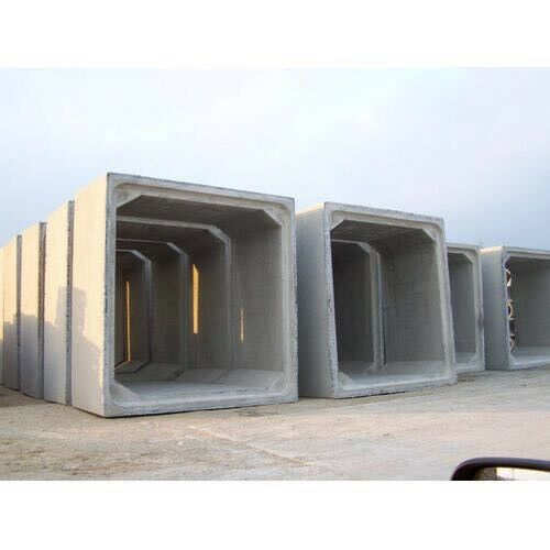 Concrete Pipe Box for Swimming Hydro Pool form Out or In ground chamber culvert