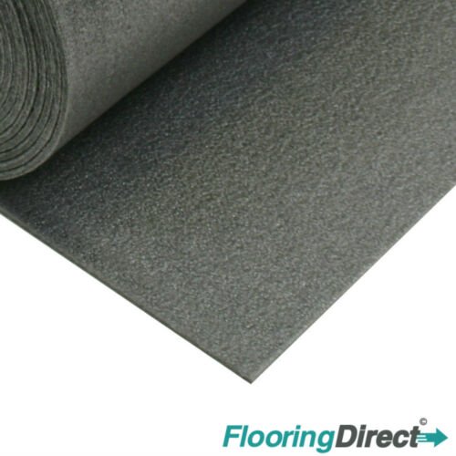 6mm 50m² -Roll Deal Like Fibreboard XPS XPE Underlay- Laminate or Wood
