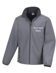 Regatta Personalised fleece jacket outdoor work custom workwear  embroidery