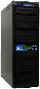 Produplicator 1-8 Burner 24X SATA CD DVD Duplicator Duplication Tower