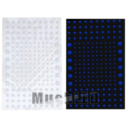 606pcs Glow In The Dark Luminous Stars /& Moon Wall Stickers Decal Kid Room Decor