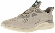 ADIDAS ALPHABOUNCE ENGINEERED MESH SZ 9.5 EM TECH EARTH TAN BB9041 FREE SHIPPING
