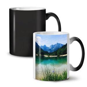 Mountain Scenery NEW Colour Changing Tea Coffee Mug 11 oz   Wellcoda