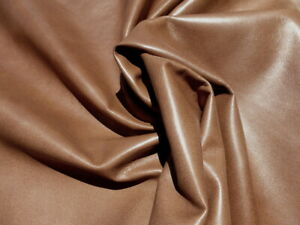 Lambskin Brown Leather Skin Cow Hides Veg Tan Sheepskin Calf Skin Napa Suede