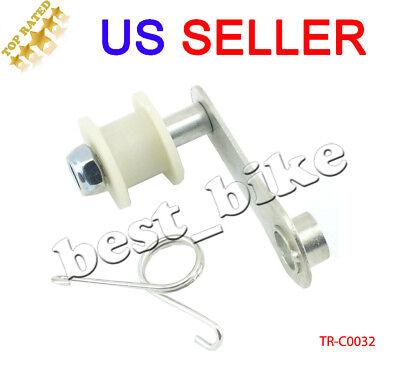 12MM CHAIN ADJUSTER HONDA XR50 CRF50 XR CRF 50 107 125 SSR SDG BIKE GOLD M AD01