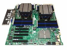 Supermicro Server Motherboard X9DR3-LN4F+ 2x E5-2620 8GB Warranty USA Ship Free