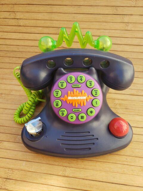 Nickelodeon N2500 Single Line Corded Phone for sale online ...