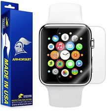 ArmorSuit MilitaryShield Apple Watch (ver.2) 38mm Screen Protector - NEW!