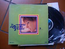 """LP12"""" LE CANZONI DI ORNELLA VANONI 2A STAMPA 1968 MRP9045 COVER LAMINATA N/MINT"""
