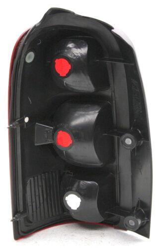 OEM Uplander Montana Relay Terraza Right Tail Lamp 15787132 Lens Crack