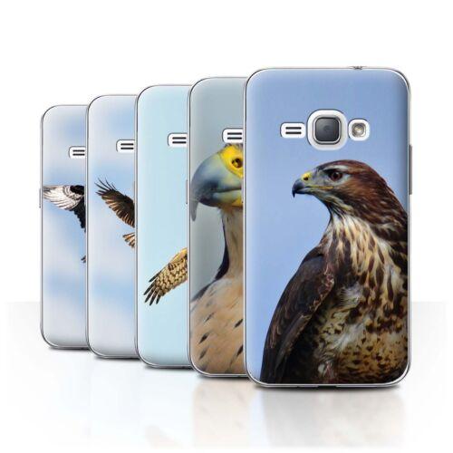 Stuff 4 Nuevo Caso/Cubierta/Piel Para Samsung Galaxy J1 2016/Aves de presa